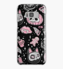 ♥ SPOOKS or CREEPS ? ♥  Samsung Galaxy Case/Skin