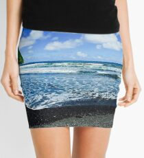 Hawaiian Beach  Mini Skirt