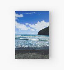 Hawaiian Beach  Hardcover Journal