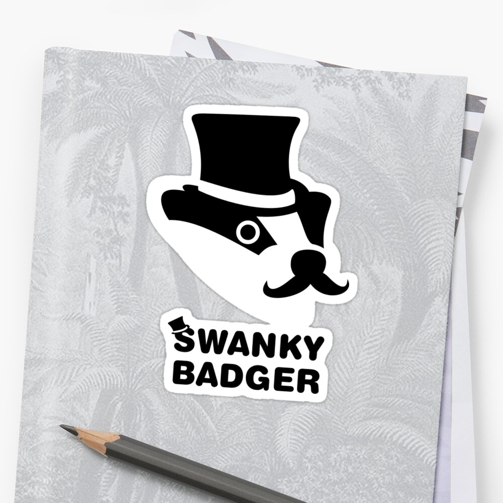 Swanky Badger by SwankyBadger
