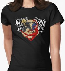 Miraculous Ladybug Women's Fitted T-Shirt