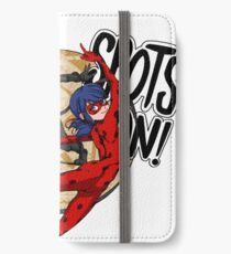 Miraculous Ladybug iPhone Wallet/Case/Skin