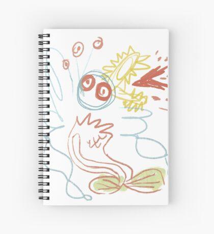Dragopato Cuaderno de espiral