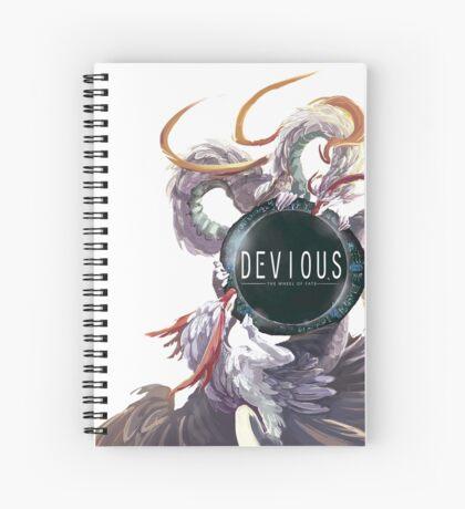 Ryu'kadra Cuaderno de espiral