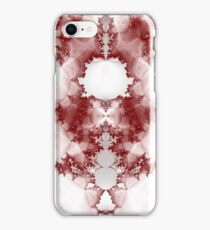 Mandelbrotkachel iPhone Case/Skin