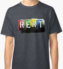 Rent Logo Color Classic T-Shirt