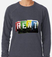 Rent Logo Color Lightweight Sweatshirt