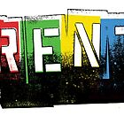Rent Logo Color by Leyzel