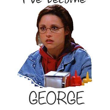 Elaine - I've Become George (dark) by joebugdud