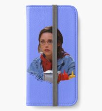 Elaine - I've Become George iPhone Wallet