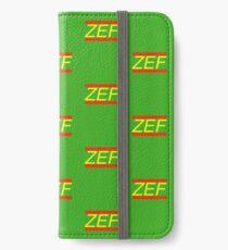 ZEF iPhone Wallet/Case/Skin