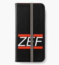 ZEF iPhone Wallet/Case/Skin