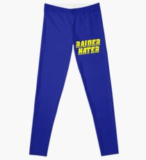 Raider Hater! Bolts Leggings