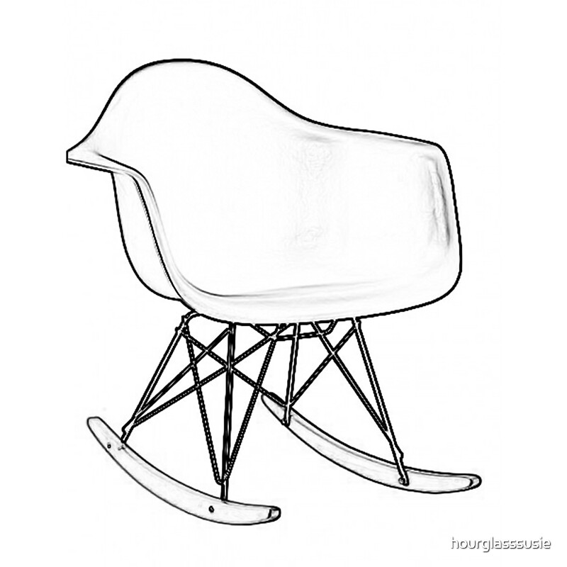 eames rocking chair replica nz singapore height