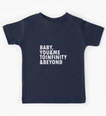 To Infinity & Beyond Kids Tee