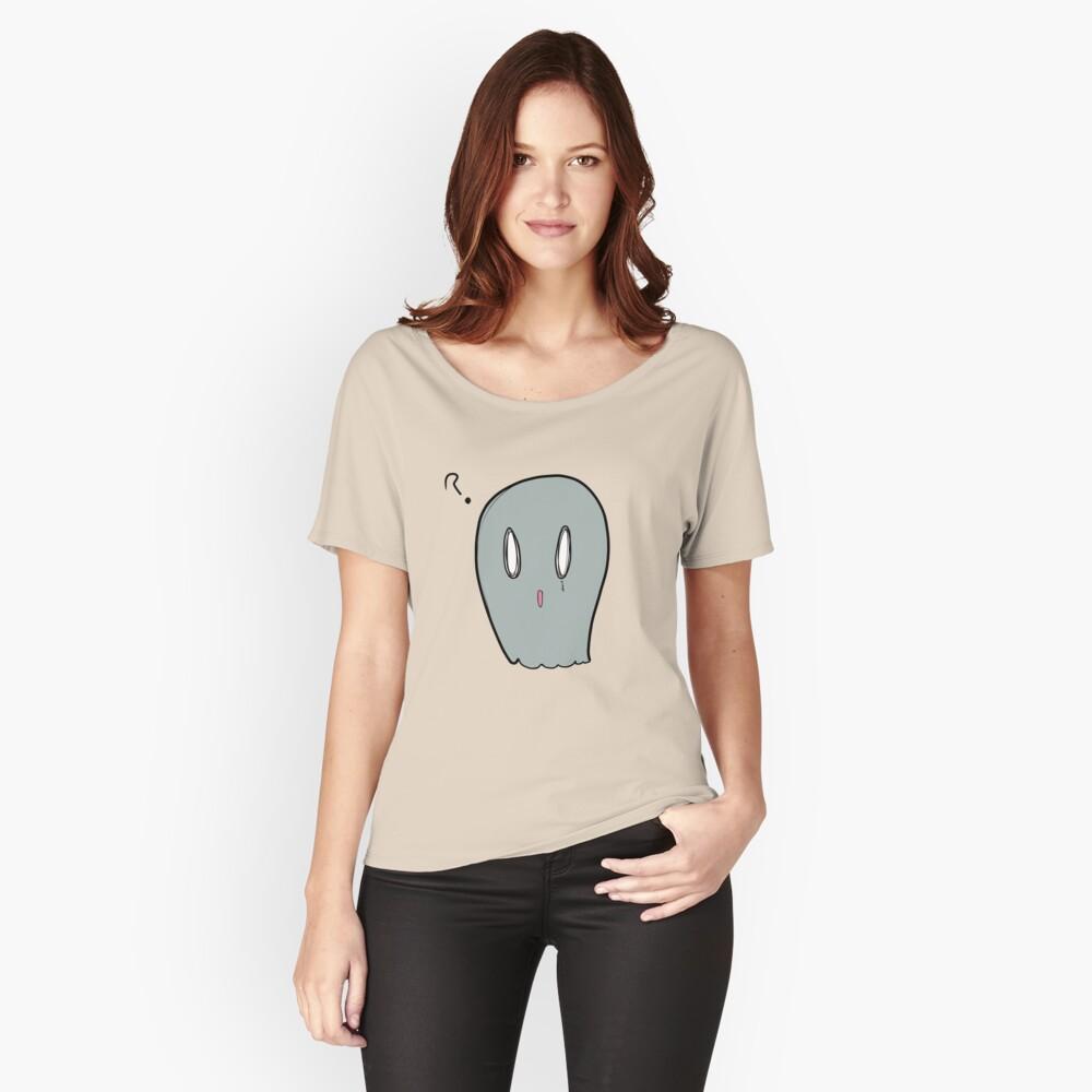 Fantasma Camiseta ancha