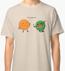 MELONdramatic Classic T-Shirt
