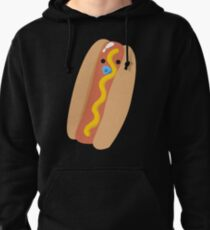 BABY HOT DOG Pullover Hoodie