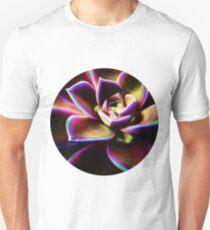 RAINBOW SUCCULENT Unisex T-Shirt