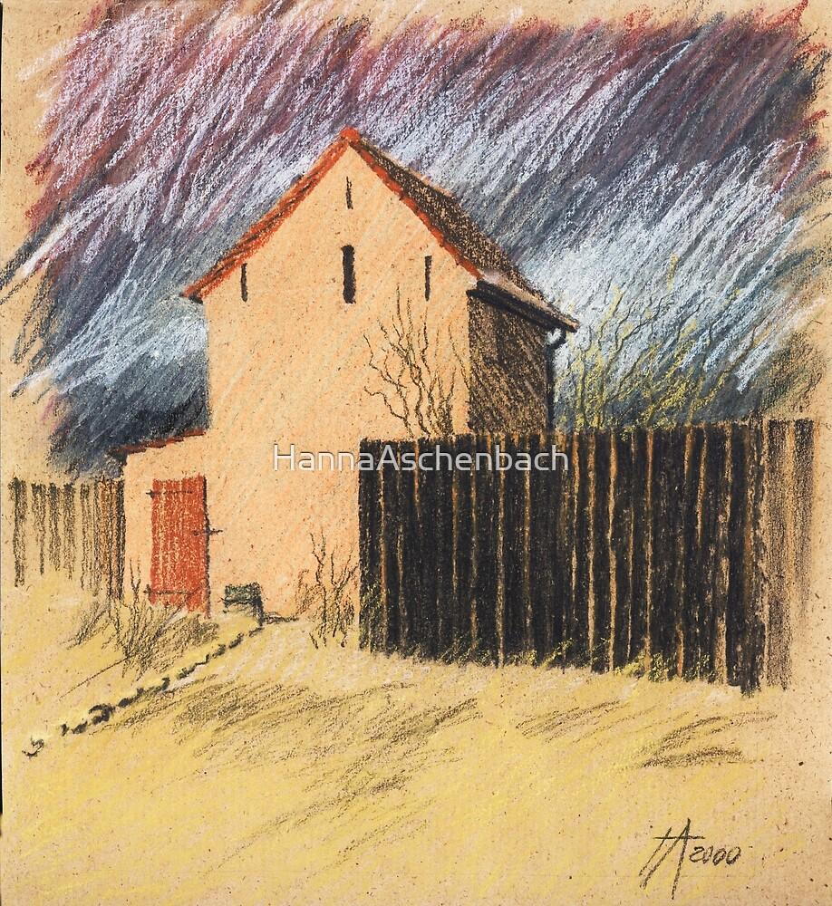 Gartenhaus by HannaAschenbach