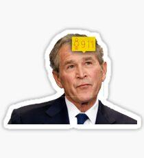 Bush did 9/11 Age Confirmed. Sticker