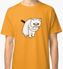 Mr Inspector Cat Classic T-Shirt