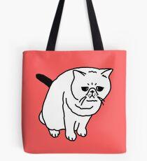 Mr Inspector Cat Tote Bag