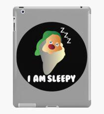 I AM SLEEPY  iPad Case/Skin