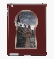SHADOW HAND iPad Case/Skin