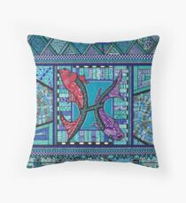 The Pisces Throw Pillow