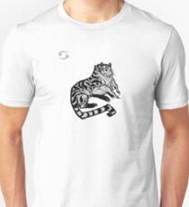 DoubleZodiac - Cancer Tiger T-Shirt