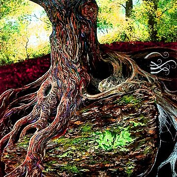 """Tree Spirit"" by K-DrewJones"
