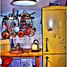 Vintage Kitchen by Mounty