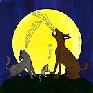 Moon by tljackson