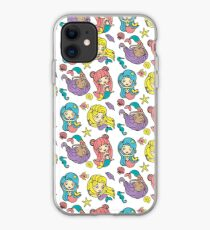 Mermaids Pattern iPhone Case