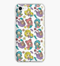 Mermaids Pattern iPhone Case/Skin