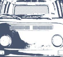 NEW Men's Classic Camper Van T-shirt Sticker