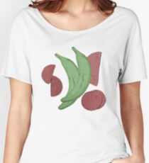 Platano con Salami Women's Relaxed Fit T-Shirt