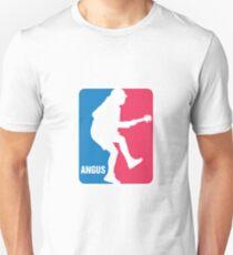 Angus Young Sport Logo Unisex T-Shirt