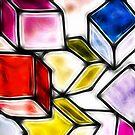 Fractalius cubes by shalisa