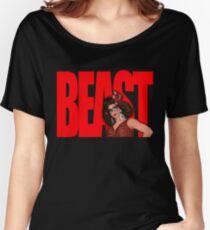 """Alyssa Edwards """"BEAST"""" Women's Relaxed Fit T-Shirt"""