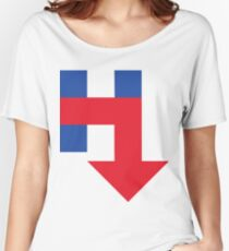 Hillary Clinton Logo Revised Women's Relaxed Fit T-Shirt