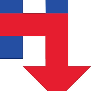 Hillary Clinton Logo Revised by mgtow