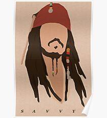 Savvy? Poster