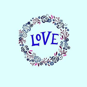 Love Wreath  by Harleythemk