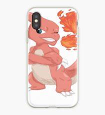 Pokemon-Charmeleon iPhone Case