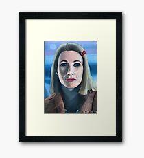 Margot Framed Print