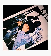 Kill X Photographic Print