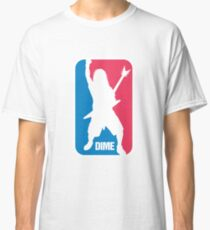 DIME: Dimebag Darrell Sport Logo Classic T-Shirt