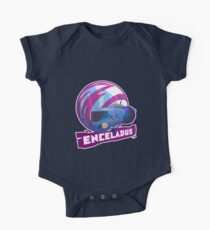 Enceladus Loaded for Space Bear! Kids Clothes